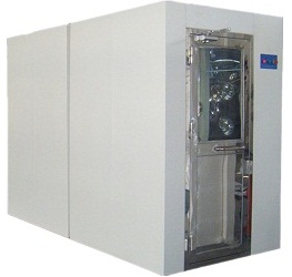 Industrial Cleanroom Air Shower Tunnel