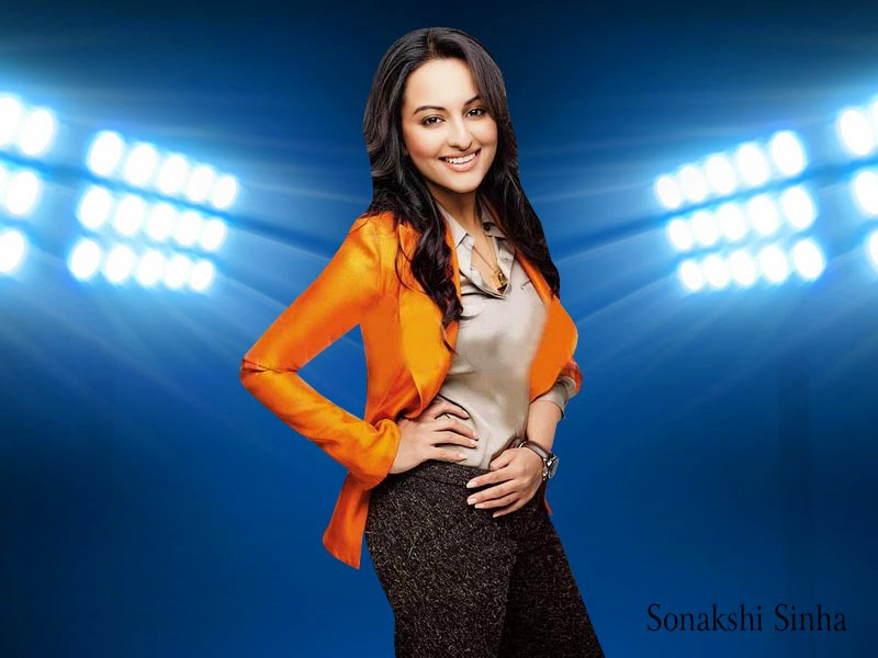 Bollywood Indian Actress Sonakshi Sinha Hot HD Photos