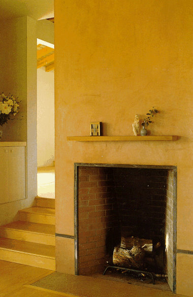 Our french inspired home our french inspired fireplace mantel for Count rumford fireplace