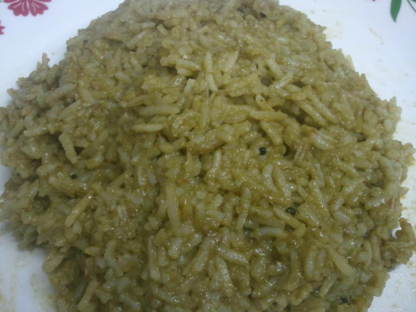 Instant Pot Spinach Rice| Palak Rice|Palak Pulao - Indian ...