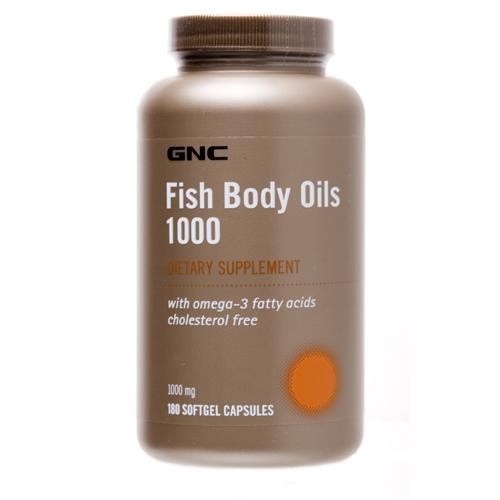 Fish oil fish body oil 1000 gnc for Gnc fish oil