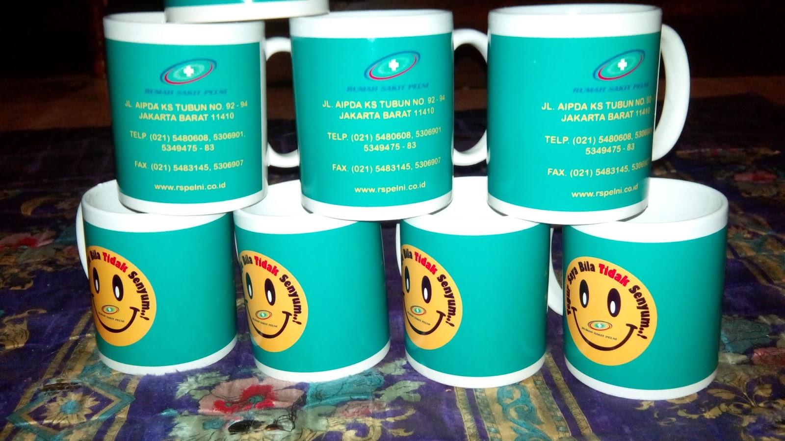 Print foto di mug jakarta