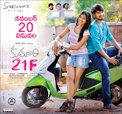 Kumari 21f first look wallpaper-thumbnail-5