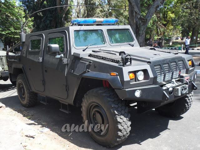 Kendaraan Tempur Komodo Produksi PINDAD