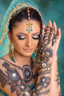 Beautiful Pakistani Bridals wallpapers 2012