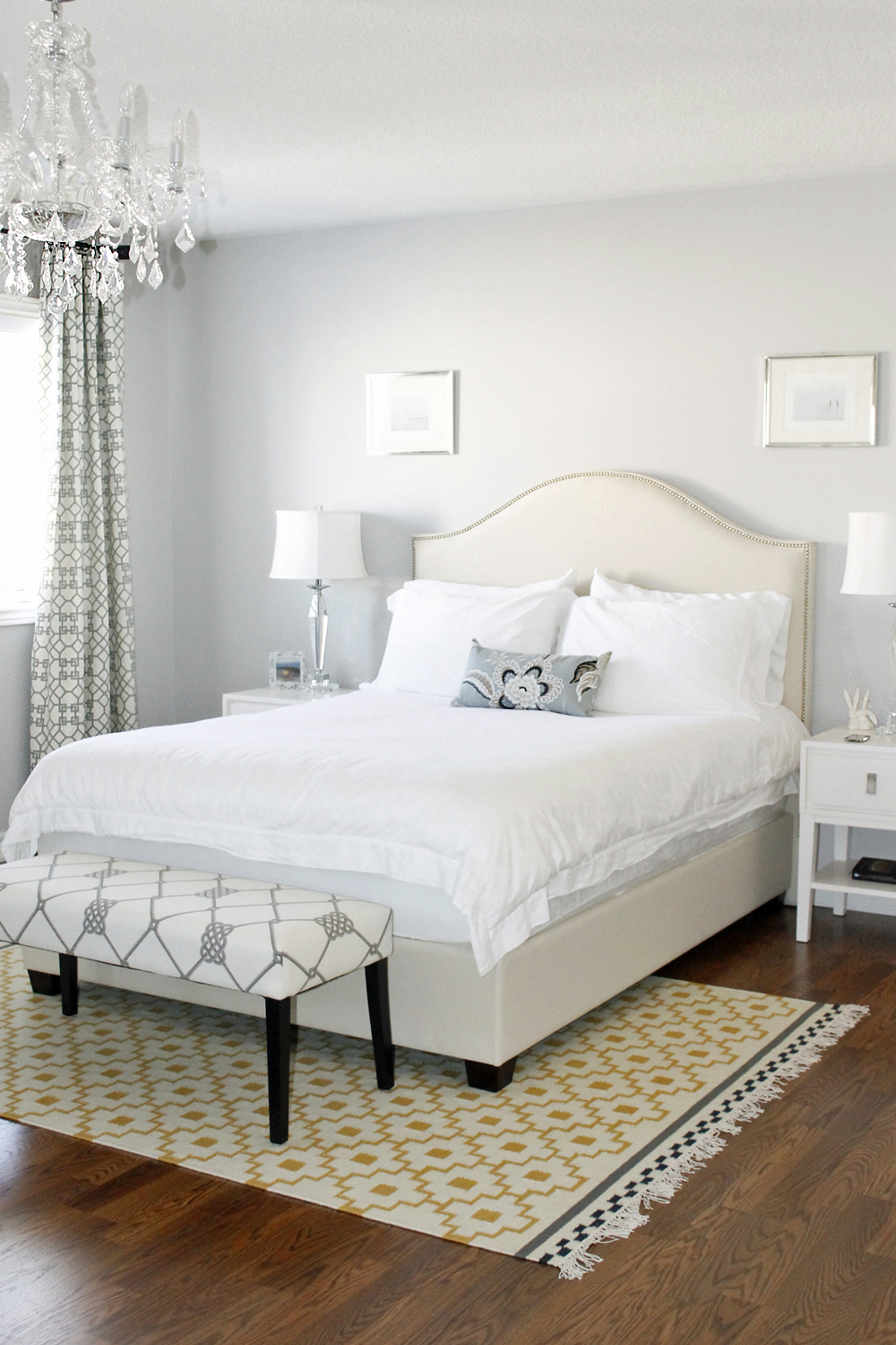 So canadian eh am dolce vita markova design for Rug in bedroom