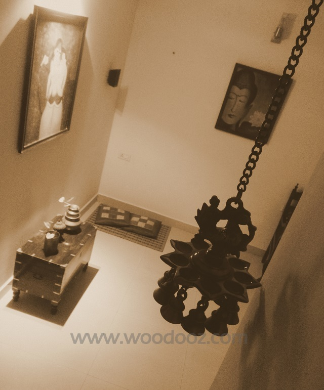 Wooden bracket