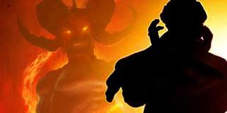 Pertemuan Nabi SAW dgn Iblis
