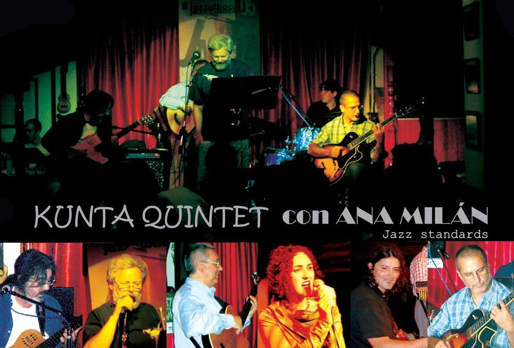 Kunta Quintet & Ana Milán