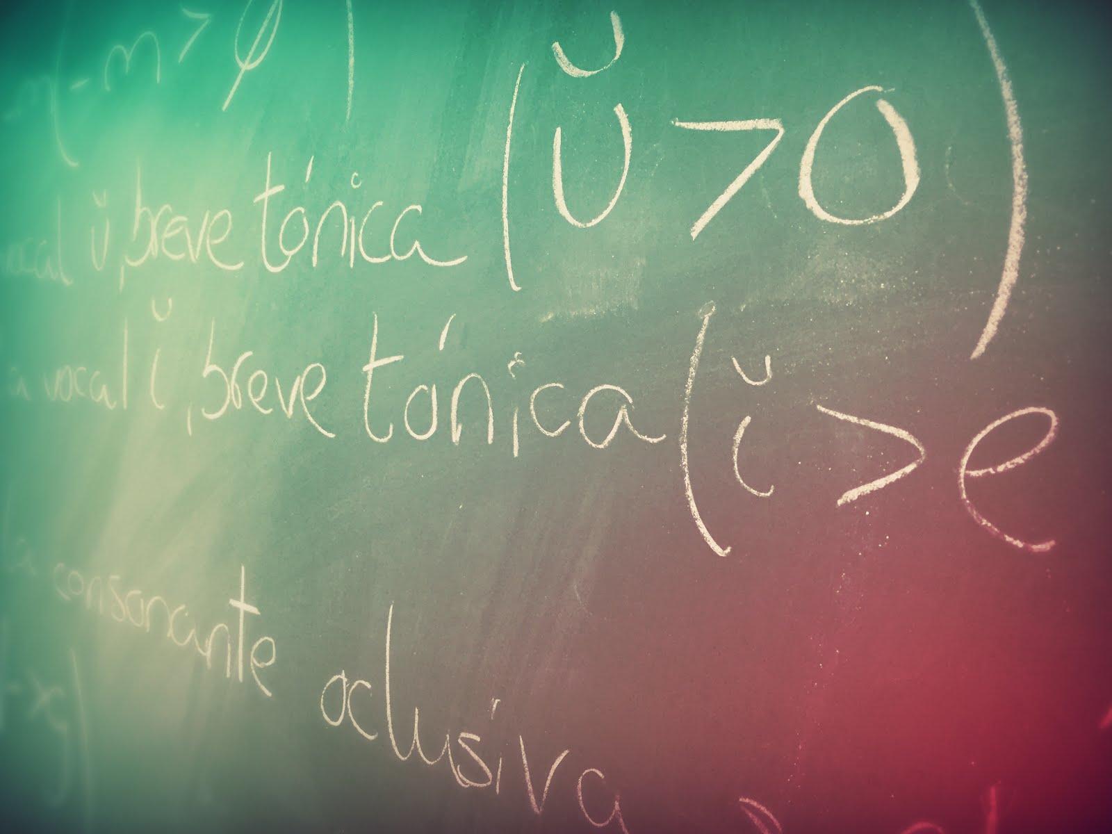 Latín: ¿conjugamos verbos?