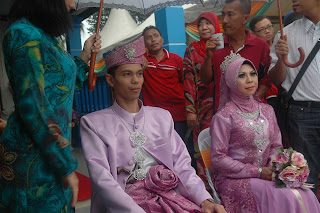 Ucus : The Arrival of pengantin