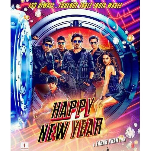 Happy New Year Shahrukh Khan Story Happy New Year Story Has Not