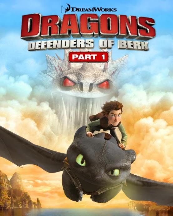 драконы и всадники олуха 16 серия 2 сезон
