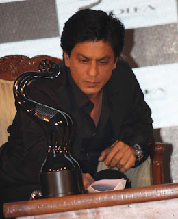 Shahrukh Khan at TOIFA Vancouver 2013 launch