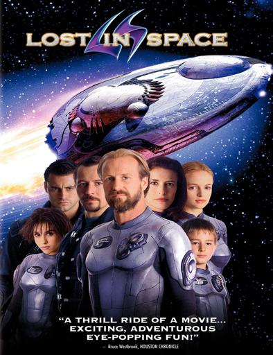 Ver Perdidos en el espacio (Lost in Space) (1998) Online