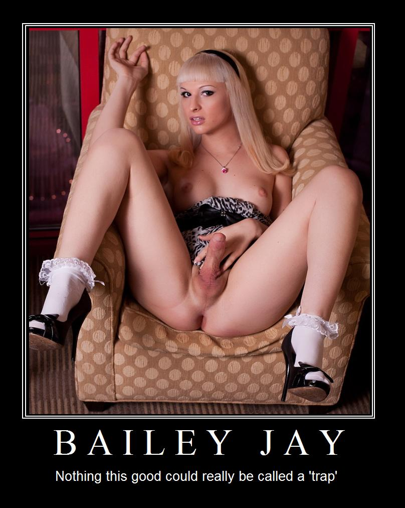 Shemale bailey jay sissy captions