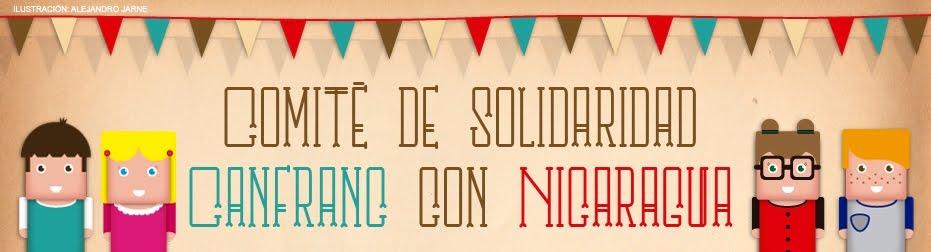 Comité Solidaridad Canfranc Nicargua
