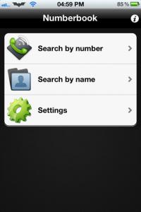 تحميل برنامج نمبر بوك 2012