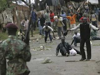 Polisi Afrika Selatan
