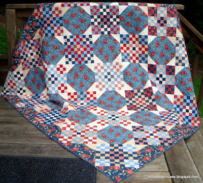chippewa nine patch quilt