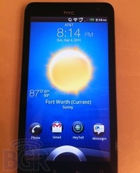 HTC Holiday Android phone pictures spotted