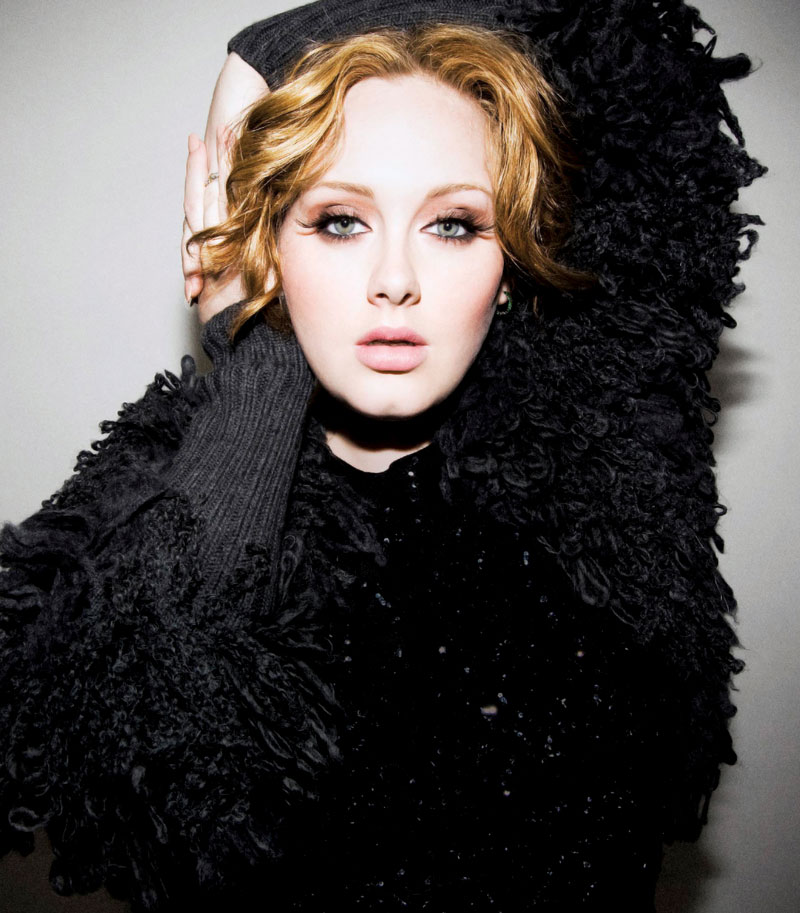 English Singer Songwriter Adele Hot And Sexy Wallpapers