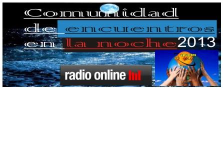 ENCUENTROS EN LA NOCHE(PROGRAMA) FM 98.9 RADIO ONLINE