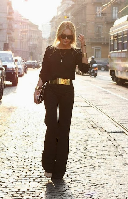 Street style gold 11