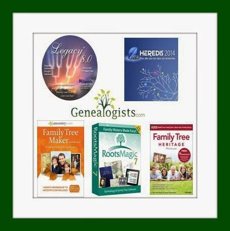 genealogy, software, heredis, rootsmagic, legacy, family tree maker, family tree heritage
