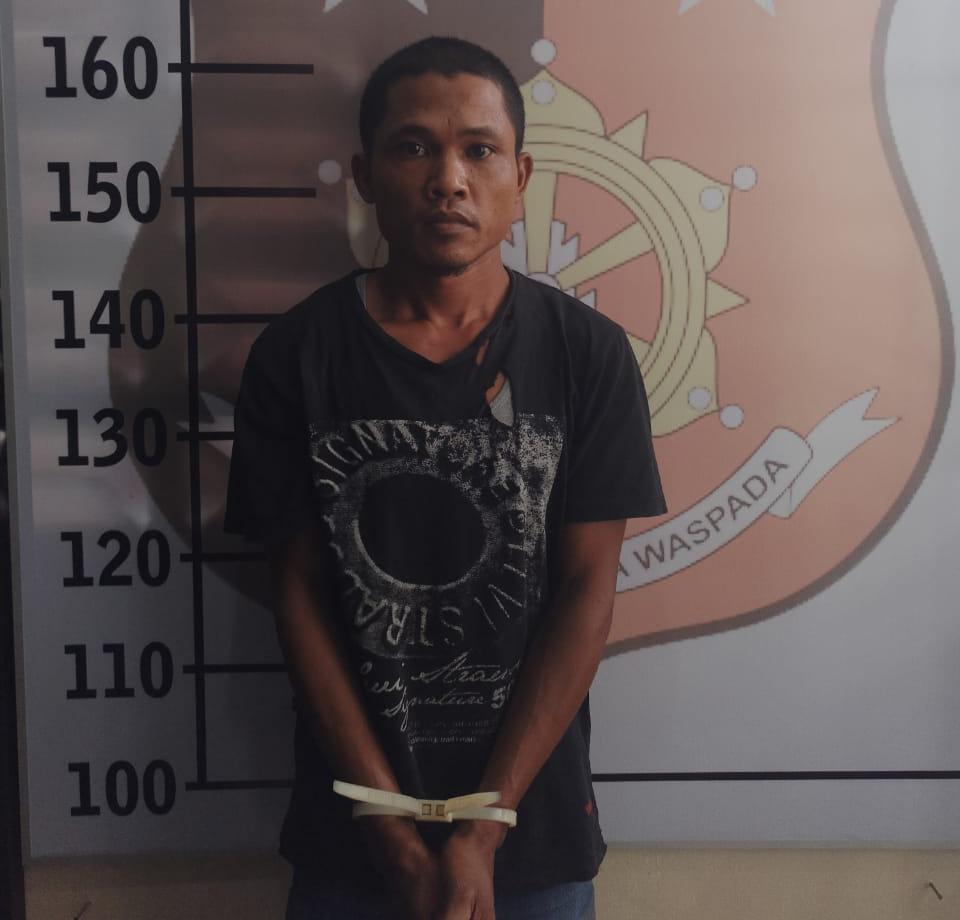Pembunuh Sandro Simanjuntak Menyerahkan Diri