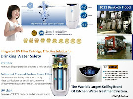 eSpring-the Best Kitchen Water Treatment System