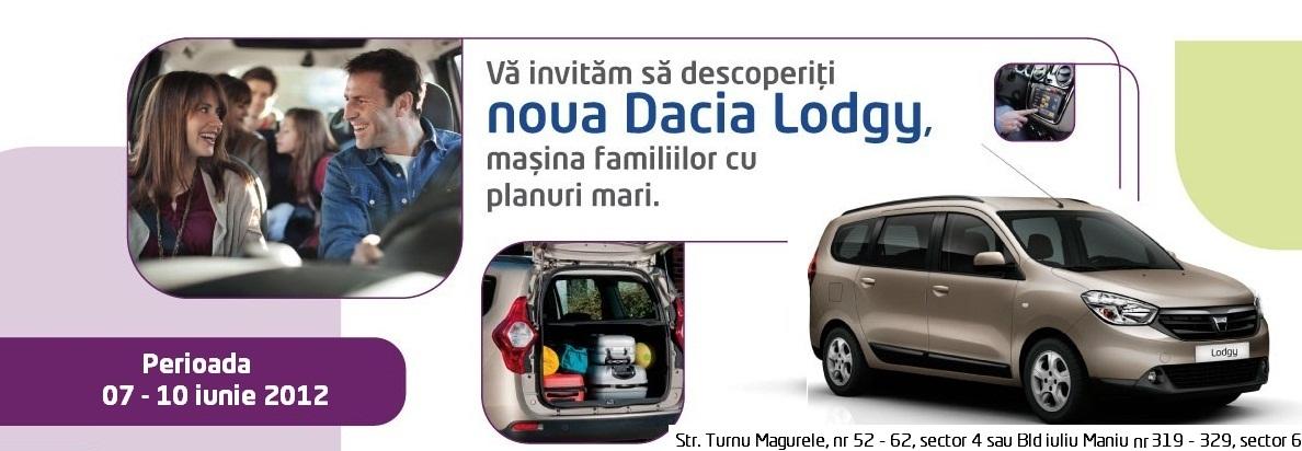Meridian Dacia Ocazie