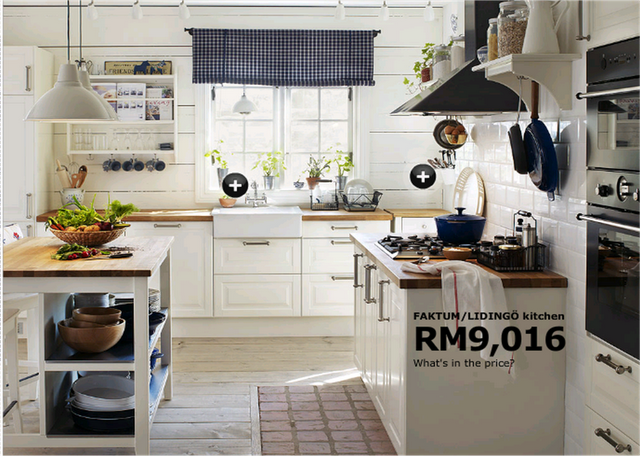 IKEA Country Kitchen