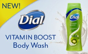Dial Vitamin Body Wash kiwi
