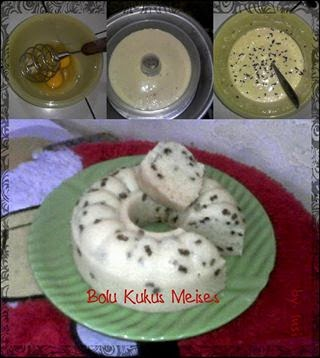 Instagram/@lisna_lisnawati71 dan @cookiesdancake masak yuk 9 resep bolu ubi, sederhana, enak dan mudah dibuat. Resep Bolu Kukus Meises Sederhana Tanpa Mixer