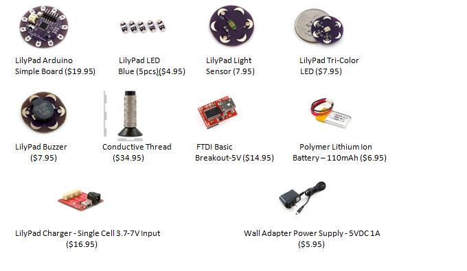 The arduino experience lilypad
