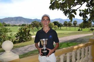 José Antonio Quilis campeón de Andalucia de Pith & Putt 2012