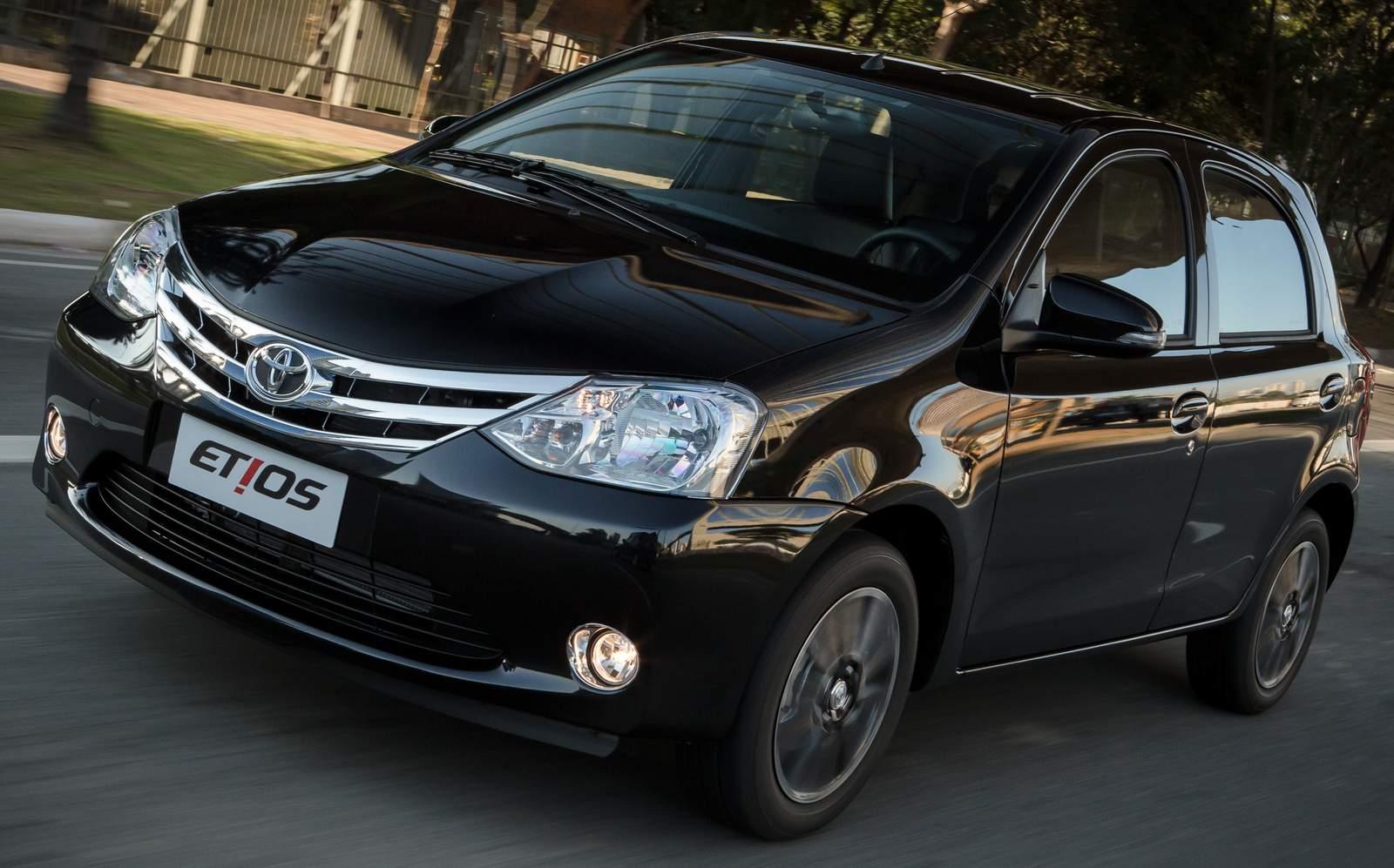 Toyota Etios 2016 flex