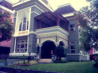 Villa type Victoria adalah Villa Keluarga
