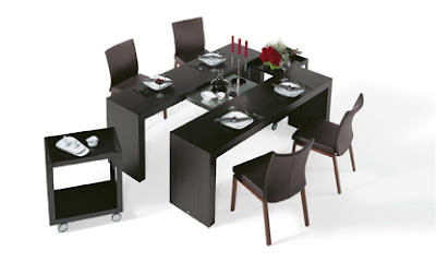 Modern and Innovative Integrated Dining Tables (15) 13