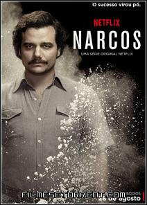 Narcos 1 Temporada Torrent WEBRip Dublado