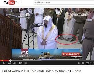 Shalat Menempelkan Kaki? Salafi Wahabi di Indonesia