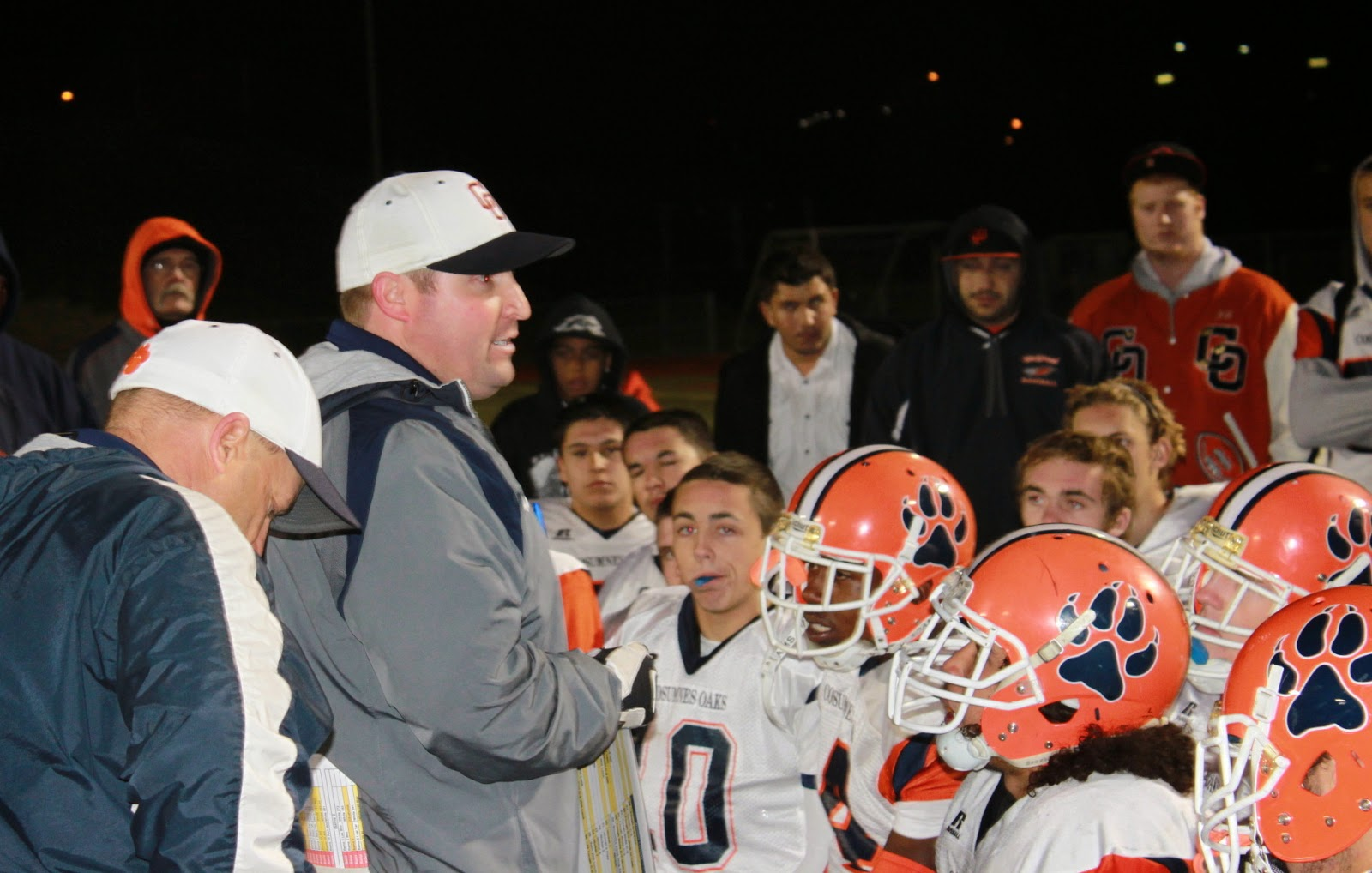 Gomes Fired As Cosumnes Oaks' Football Coach