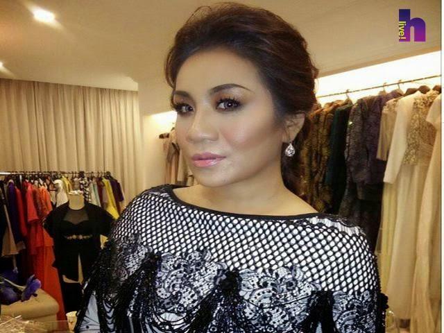 Kalau Gelaran Ratu Dangdut Ada Elaun, Amelina Rela Tarik Rambut, info, terkini, hiburan, sensasi, amelina