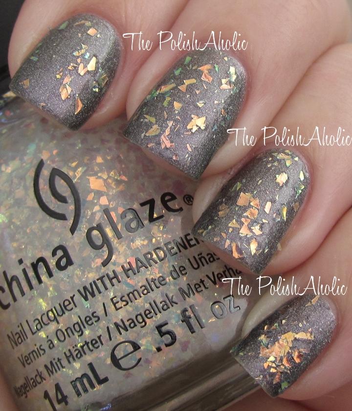 The PolishAholic: China Glaze Luxe and Lush