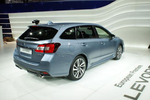 Subaru Levorg Sport Tourer