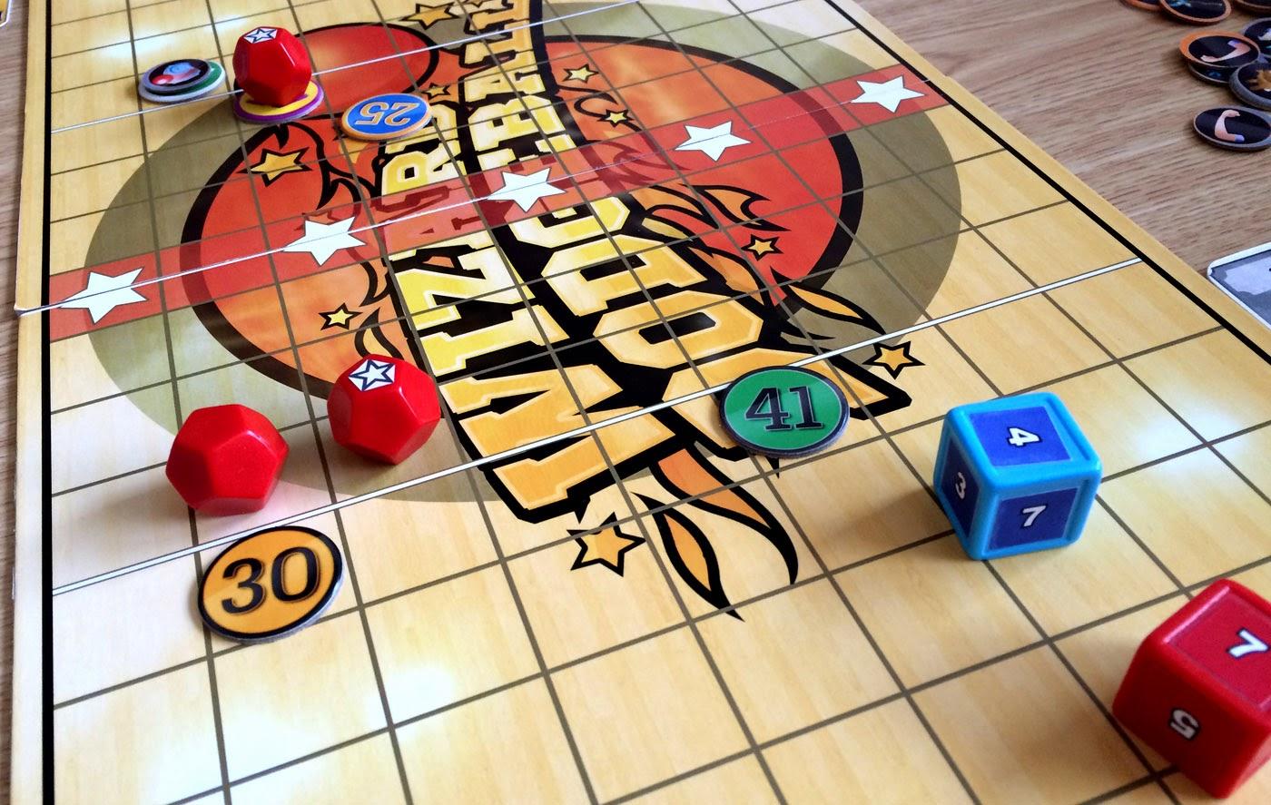 Wizard Dodgeball Kickstarter preview