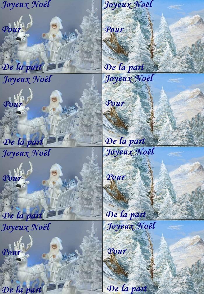 Top du meilleur etiquettes noel blanc marque place noel et menu imprimer gratuite - Marque place noel a imprimer ...