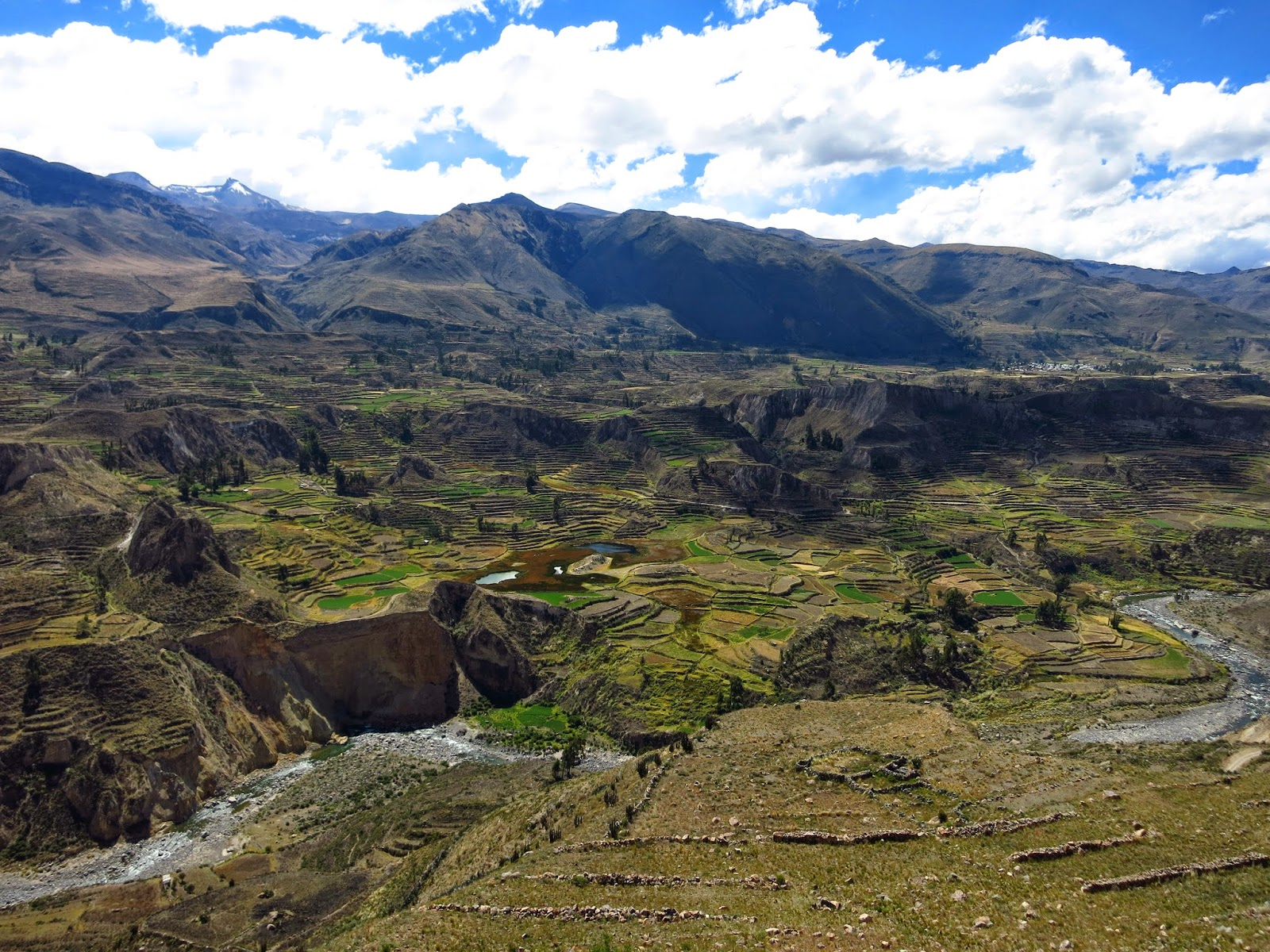 Valle del Colca.