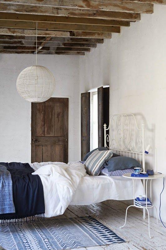 dormitorios-decoracion-verano-color-azul
